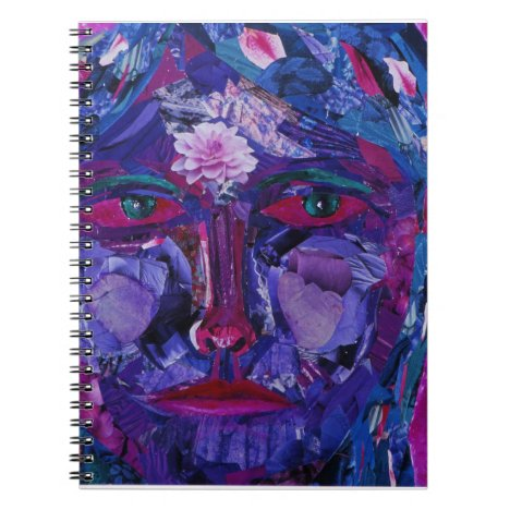 Sight – Magenta & Violet Inner Vision Notebook