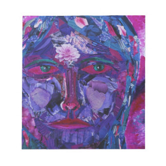 Sight – Magenta & Violet Inner Vision Notepads