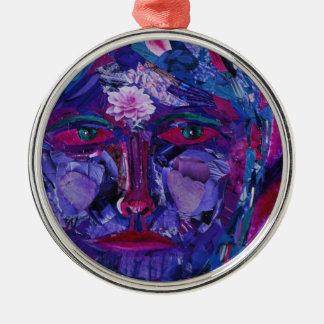 Sight – Magenta & Violet Inner Vision Ornaments