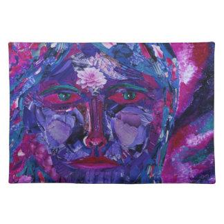 Sight – Magenta & Violet Inner Vision Place Mats