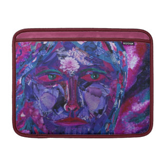 Sight – Magenta & Violet Inner Vision Sleeve For MacBook Air