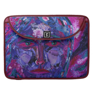Sight – Magenta & Violet Inner Vision Sleeve For MacBooks