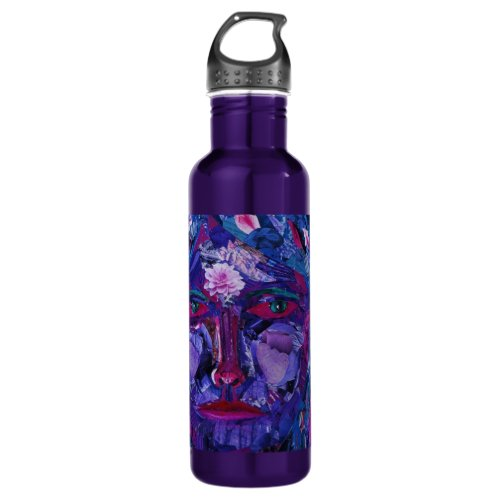 Sight – Magenta &amp&#x3B; Violet Inner Vision Stainless Steel Water Bottle