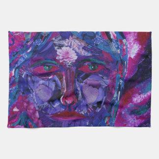 Sight – Magenta & Violet Inner Vision Towel