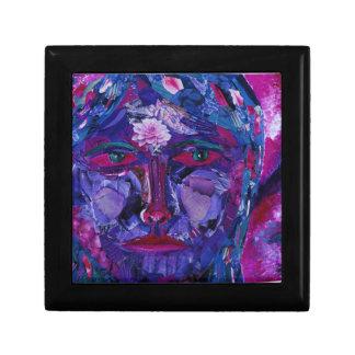 Sight – Magenta & Violet Inner Vision Trinket Box
