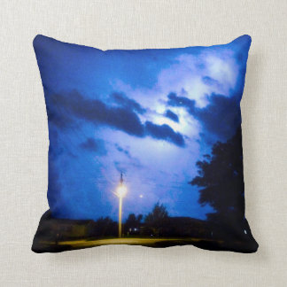 Sight of Thor Throw Pillow