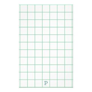 Sight Problems? Use large... - Monogram Stationery