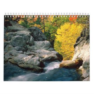 Sight seeing Calender Calendar