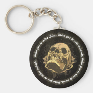 Sight that to you God watches… Keychain