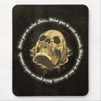 Sight that to you God watches Mouse Pad