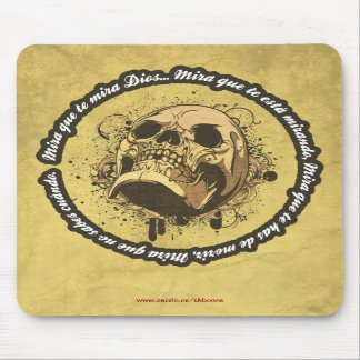 Sight that to you God watches… Mouse Pad