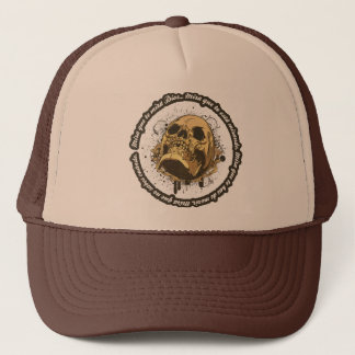Sight that to you God watches Trucker Hat