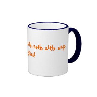 Sight Word Mug