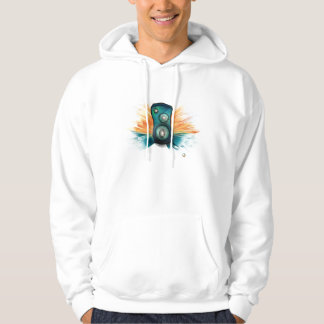 Sights and Sounds Hoodie