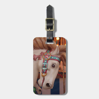 Sights and Sounds of Summer Luggage Tag