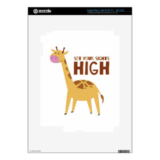 Sights High Skins For iPad 3