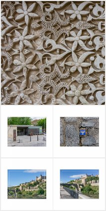 Sights & Textures of Spain