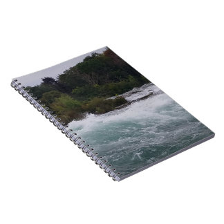 Sightseeing at Niagara Falls Notebook