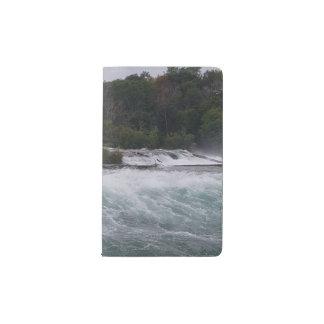 Sightseeing at Niagara Falls Pocket Moleskine Notebook