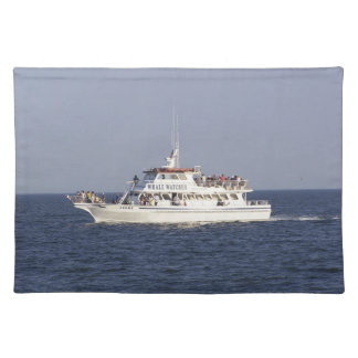 Sightseeing Boat Placemat