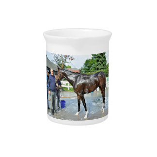Sightseeing Filly Drink Pitcher