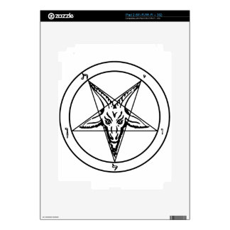 Sigil_of_Baphomet Decal For The iPad 2