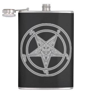 Sigil Of Baphomet Flasks