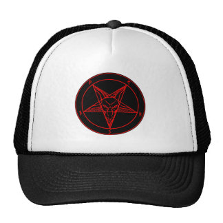 SIGIL of BAPHOMET Trucker Hat