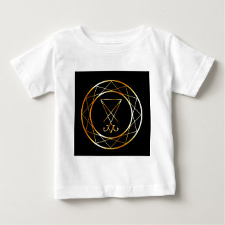 Sigil of Lucifer Baby T-Shirt