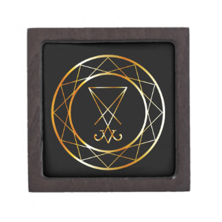 Sigil of Lucifer Gift Box