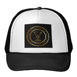 Sigil of Lucifer Trucker Hat