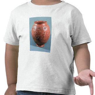 Sigillated pot, from Lezoux, Puy-de-Dome Tee Shirts