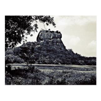 Sigiriya Lion s rock Postcards