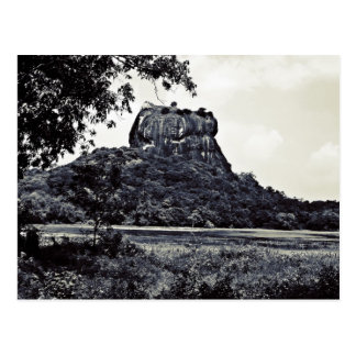 Sigiriya (Lion's rock) Postcard