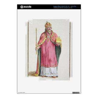 Sigismund (1368-1437) Holy Roman Emperor (1433-37) iPad 3 Skins