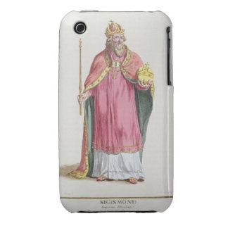 Sigismund (1368-1437) Holy Roman Emperor (1433-37) iPhone 3 Case-Mate Case