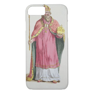 Sigismund (1368-1437) Holy Roman Emperor (1433-37) iPhone 8/7 Case