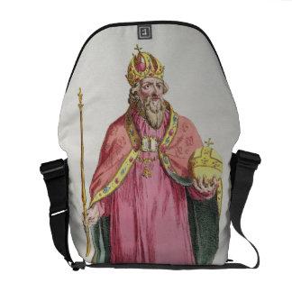 Sigismund (1368-1437) Holy Roman Emperor (1433-37) Messenger Bag