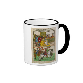 Sigismund at the Council of Constance Coffee Mugs