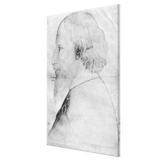 Sigismund, Holy Roman Emperor Canvas Print