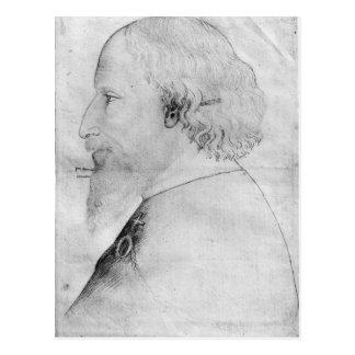 Sigismund, Holy Roman Emperor Postcard