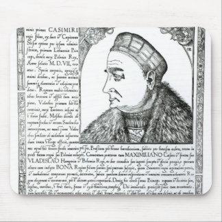 Sigismund I , 1532 Mouse Pad