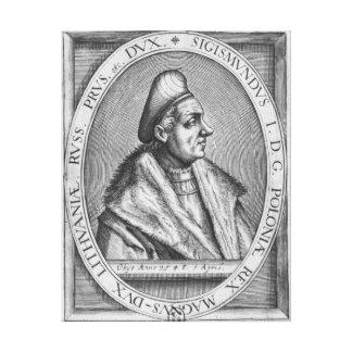 Sigismund I Canvas Print