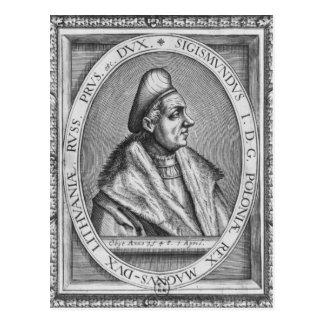 Sigismund I Postcard