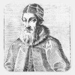 Sigismund II Augustus Calcomanias Cuadradas