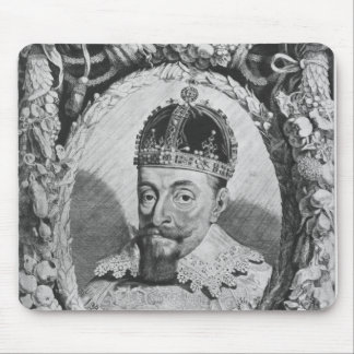 Sigismund Vasa, King of Poland and Sweden Mouse Pad