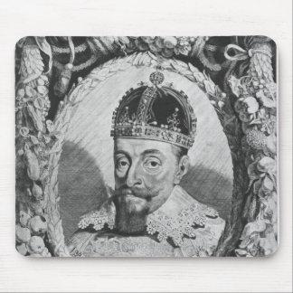 Sigismund Vasa, King of Poland and Sweden Mouse Pad