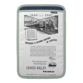 Siglo II del Ferrocarril-UNo del valle de Lehigh d Fundas MacBook