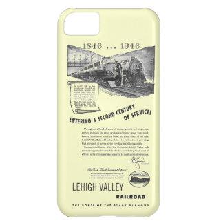 Siglo II del Ferrocarril-UNo del valle de Lehigh Funda Para iPhone 5C