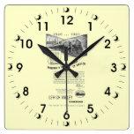 Siglo II del Ferrocarril-UNo del valle de Lehigh Reloj